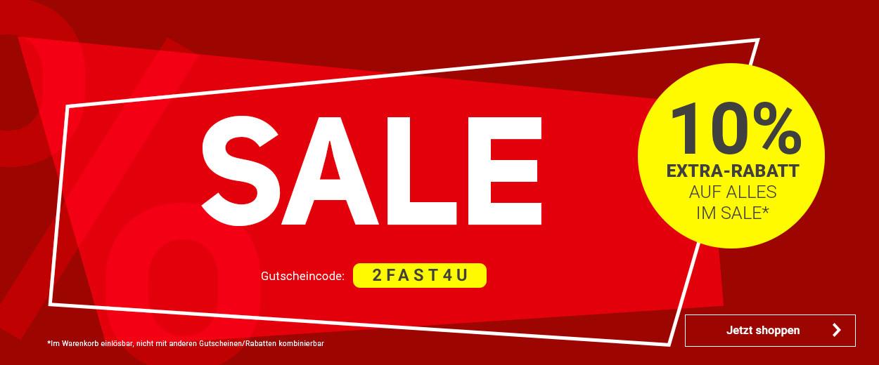 [jogging-point] 10% auf Sale (Sportklamotten und -schuhe)
