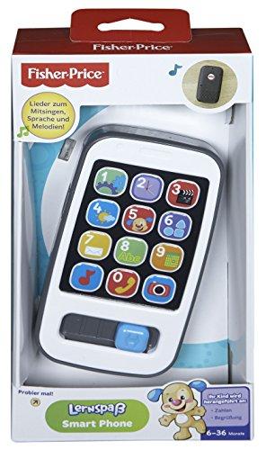 (Amazon Plus Produkt) Mattel Fisher-Price BHB90 Lernspaß Smart Phone 5,47 Euro
