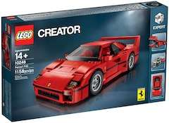 [lokal Schweiz galacus.ch] Lego Creator Ferrari F40 10248