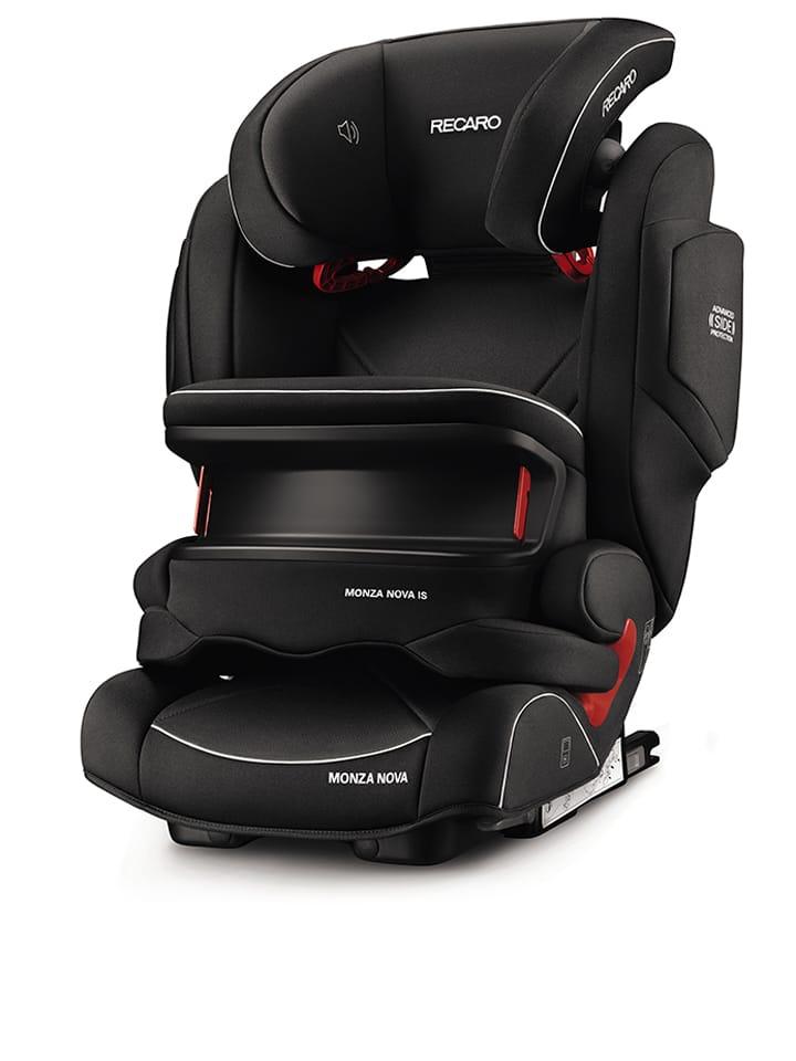 Gruppe 1/2/3 Kindersitz - Recaro Monza Nova IS Performance Black