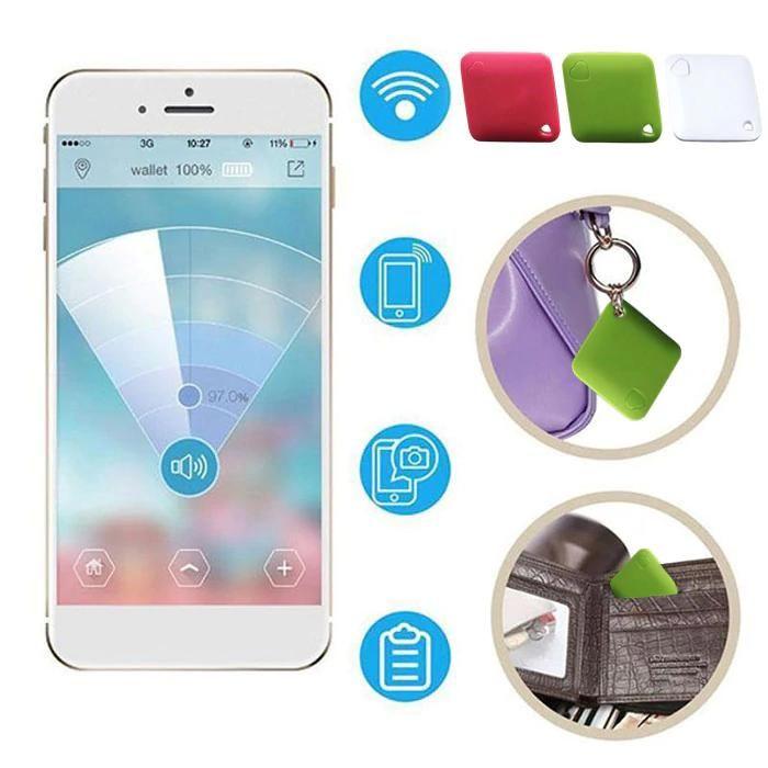 (Gamiss) Bluetooth-Tracker für Schlüssel, Taschen usw. nur 0,80€ inkl Versand ( Gutscheinfehler? )