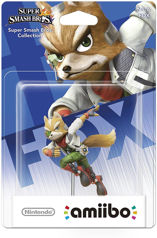 Nintendo amiibo Fox Figur (Prime)