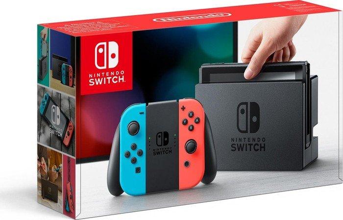 [lokal Saturn Neuss] Nintendo Switch inkl. Splatoon 2 nur am 12.02.2018