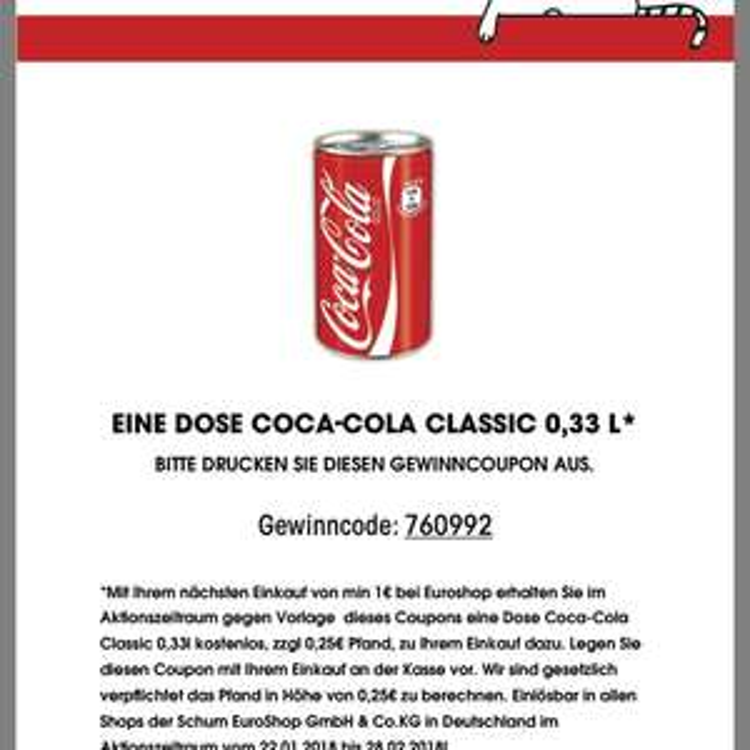Kostenlose Cola