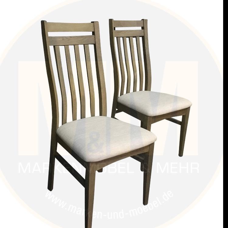 LOKAL *Lörrach* - Stuhl massiv Eiche, geschraubt