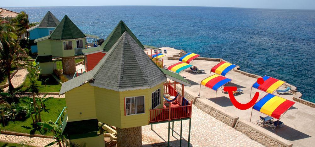 Ostern auf Jamaika - Flug und Hotel (All inclusive) ab AMS für 592€