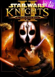 [PC] Star Wars Knights of the Old Republic 2 0.01€!!