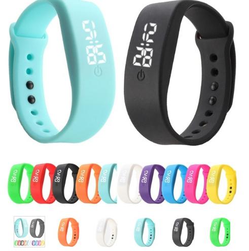 Sport Armband Digital LED SmartWatch in verschiedenen Farben