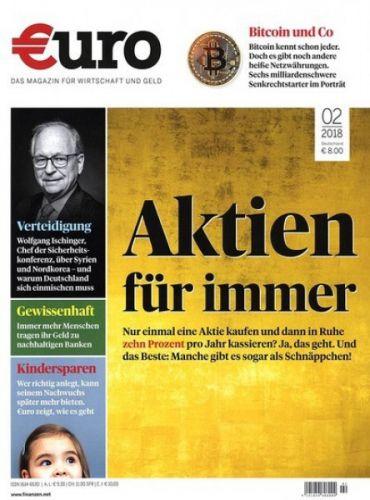 Euro Finanzmagazin Abo 1 Jahr für 91€ mit 90€ BestChoice-Gutschein