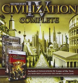 Sid Meier's Civilization® IV: The Complete Edition (Steam) für 2,88€ (Gamebilet)
