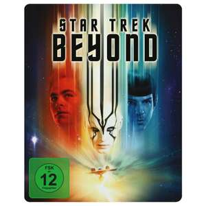 Star Trek Beyond - Steelbook (Blu-ray) für 9,99€ (Müller)