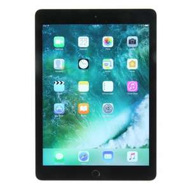 Apple iPad 2017 (A1822) 32 GB spacegrau