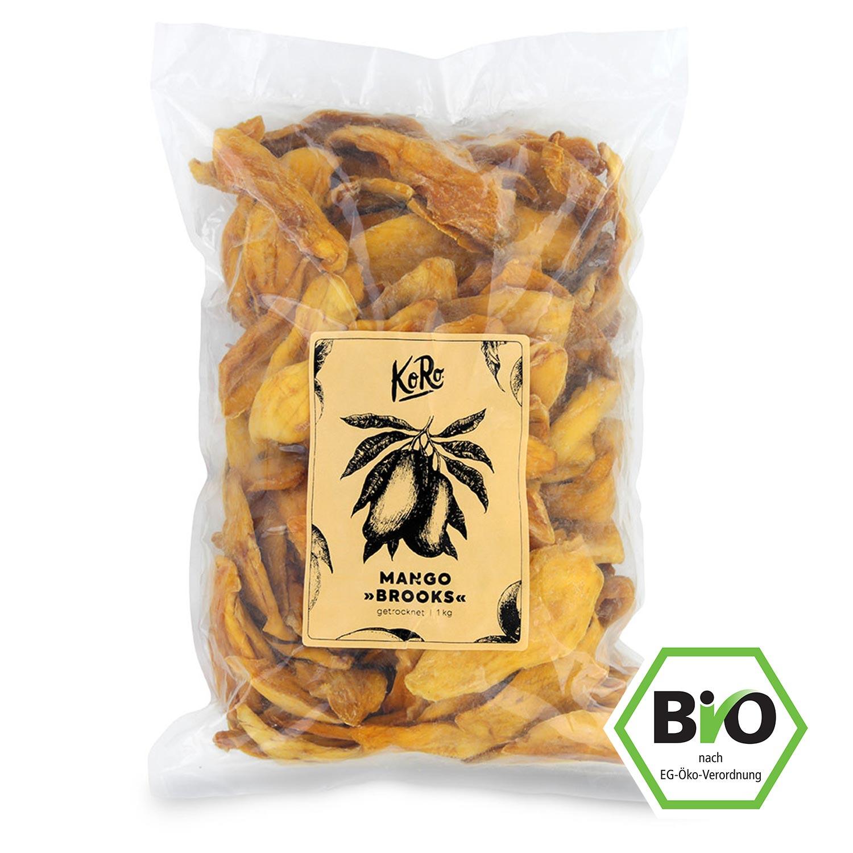 Getrocknete Mangos bei KoRo für nur 9,90€ statt 21,90 €!