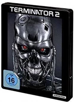 Terminator 2 - Tag der Abrechnung - Limited Steel Edition [Blu-ray] für 9,93€ @Alphamovies