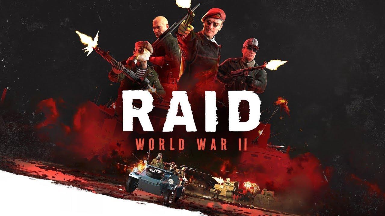 Raid World War II gratis Wochenende + 50% Rabatt bis zum 19.02