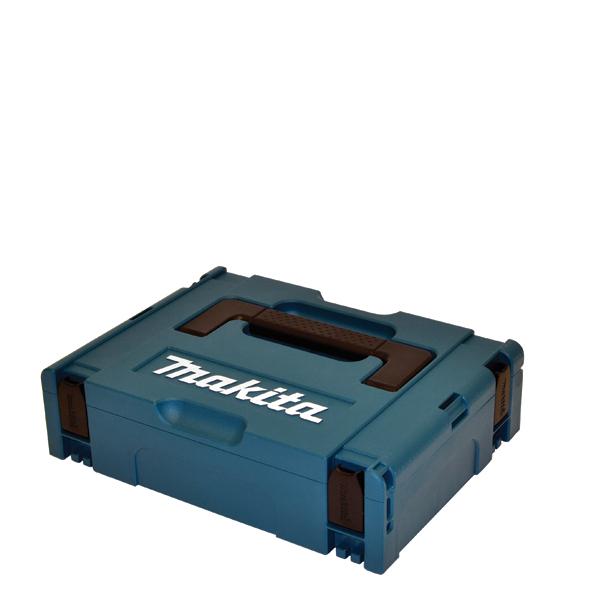 Makita Werkzeugkoffer MakPac 1, P 02369, leer, Kunststoff Klappkoffer