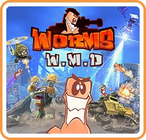 [Nintendo Switch] Worms W.M.D. für den Bestpreis von 18,31 Euro