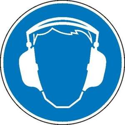 Gehörschutz-Muster  Kostenlos Bestellen