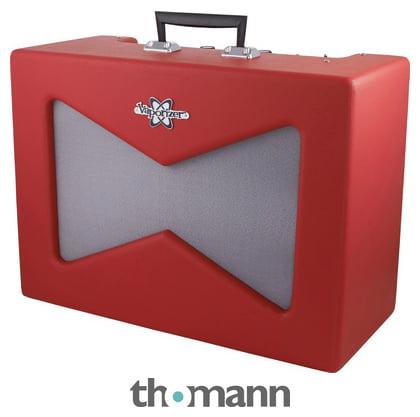 Fender Vaporizer Rocket Red / Vollröhrenverstärker für Unschlagbaren Preis !
