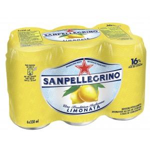 [Grenzgänger FR] 18 33cl-Dosen Sanpellegrino Limonaden verschiedene Sorten für 6,90 € bei Carrefour Hyper - 0,38 € pro Dose
