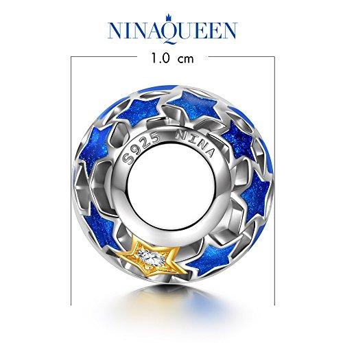 Amazon Blitzangebot: NinaQueen - Bead (925er Silber, Nickelfrei)