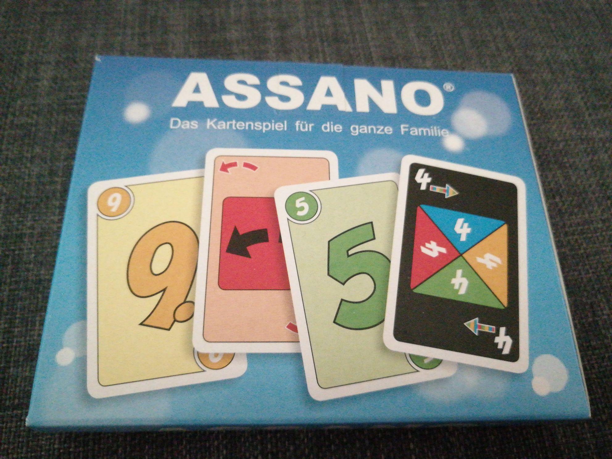 ASSANO alias UNO 1€ - [EuroShop]