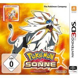 (3DS) Pokemon Sonne und Pokemon Mond für je 19,99€ (Abholung) bei Expert