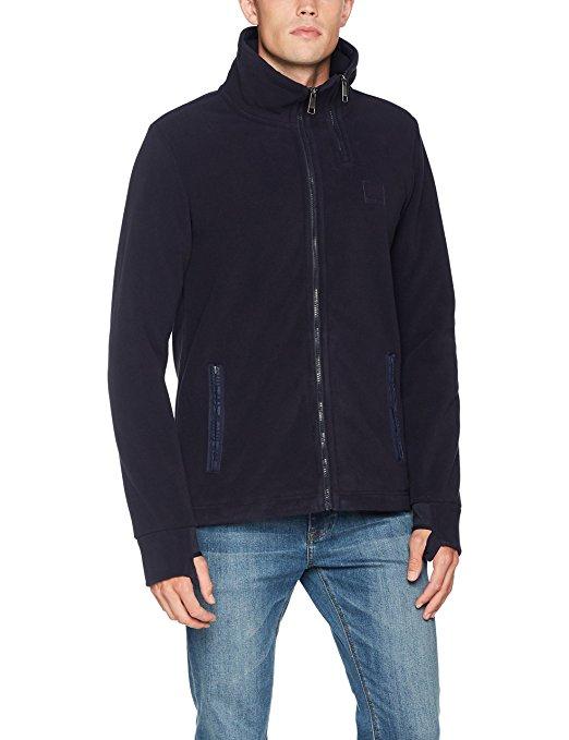 [Amazon.de] Bench Herren Fleece Jacke, navy blau, alle Größen (S bis XXL) für 38,95€ (PVG 51€)