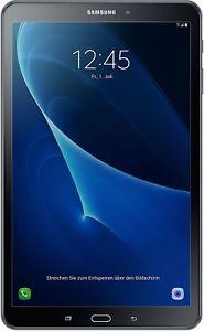 Samsung Galaxy Tab A 10.1 2016 LTE schwarz auf eBay (fonesearch) für 157,74 €