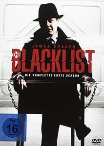 The Blacklist - Die komplette erste Season [6 DVDs]