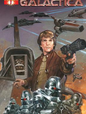 Groupees Battlestar Galactica Bundle BSG