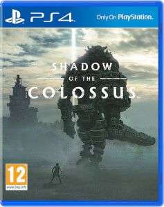 Shadow of the Colossus bei zavvi