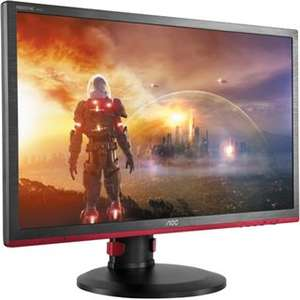 [Mindfactory] AOC G2460PF Gaming-Monitor (24 Zoll, 1920 x 1080, 144 Hz, 1 ms, TN, AMD FreeSync, DVI, HDMI, DP, Pivot)