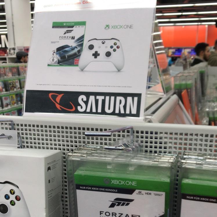 Forza 7 + Xbox One S Controller [Saturn Stuttgart]