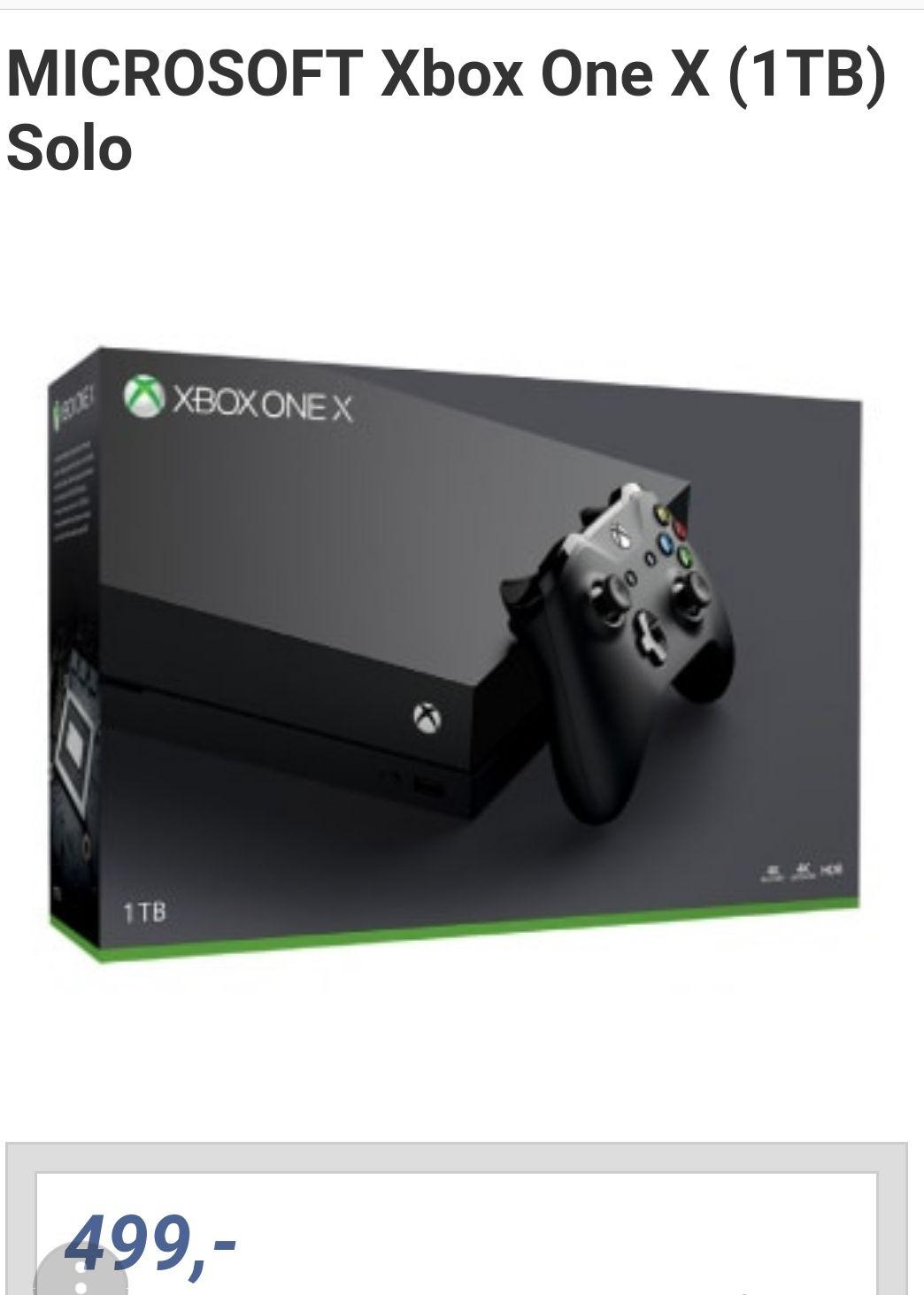 [EXPERT LOKAL?] Xbox One X