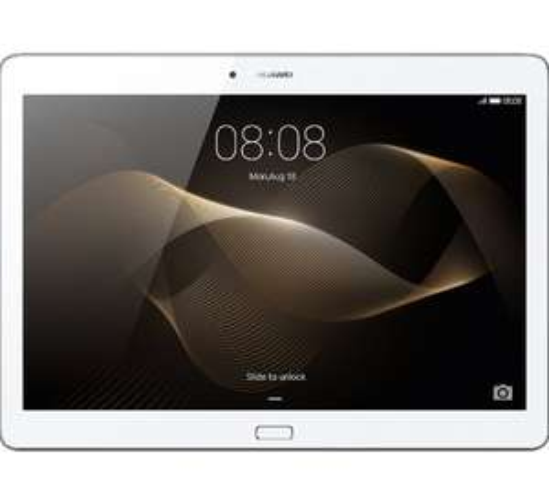 HUAWEI MediaPad M2 10.0 WiFi 25,6 cm (10,1 Zoll) Tablet-PC (HiSilicon Kirin 930 64-bit Octa-Core Prozessor, 2 GB RAM, 16 GB interner Speicher, Android 5.1, EMUI 3.1) silber