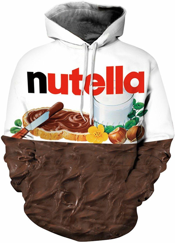 Nutella Pullover / Hoodie