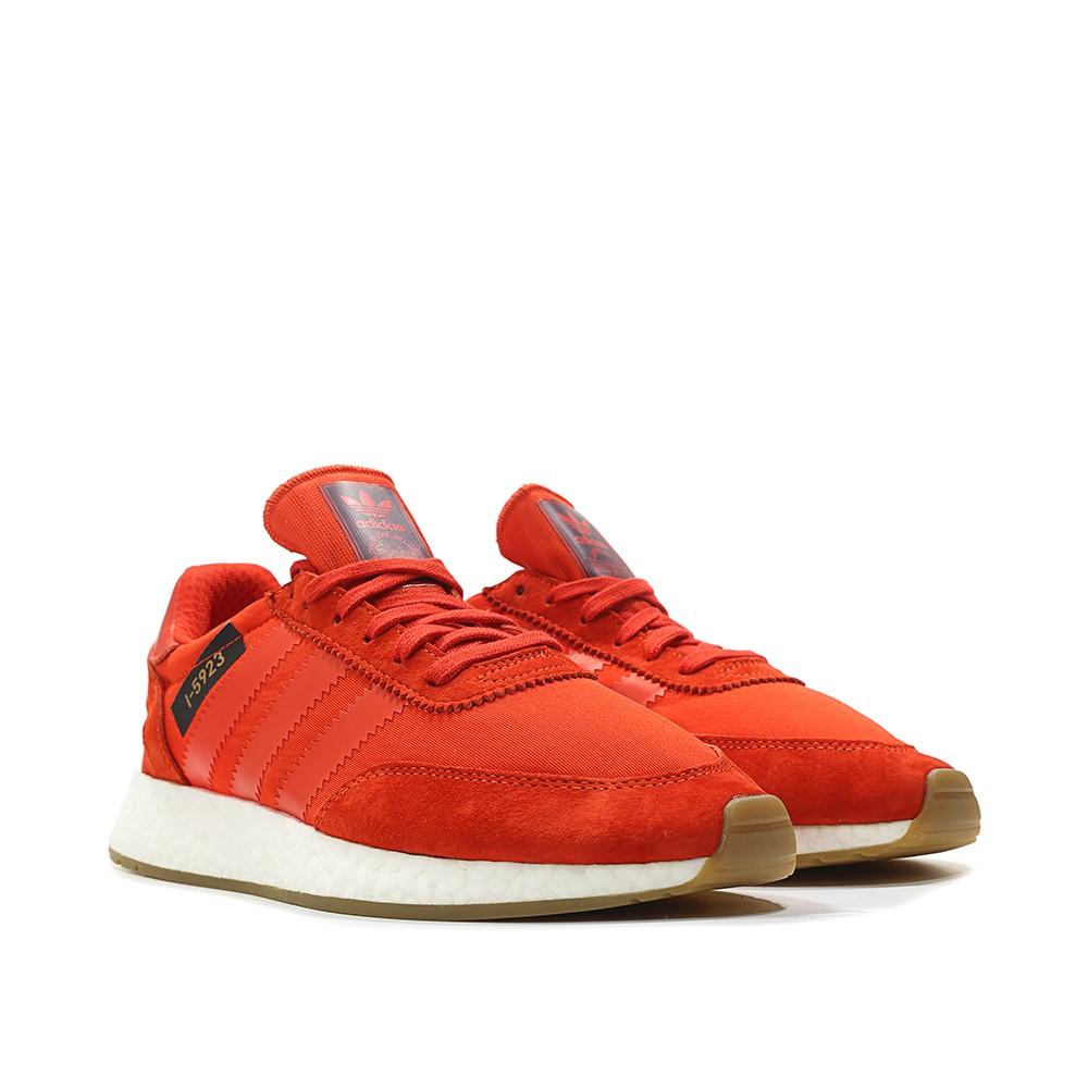 Adidas Iniki Boost Rot/Weiß