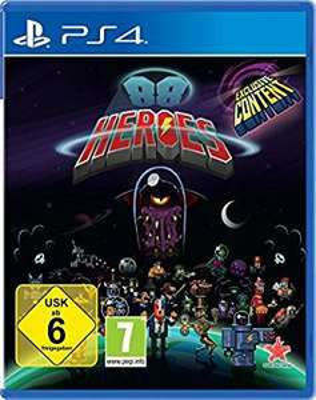 88 Heroes - [PlayStation 4] (Saturn & Media Markt)