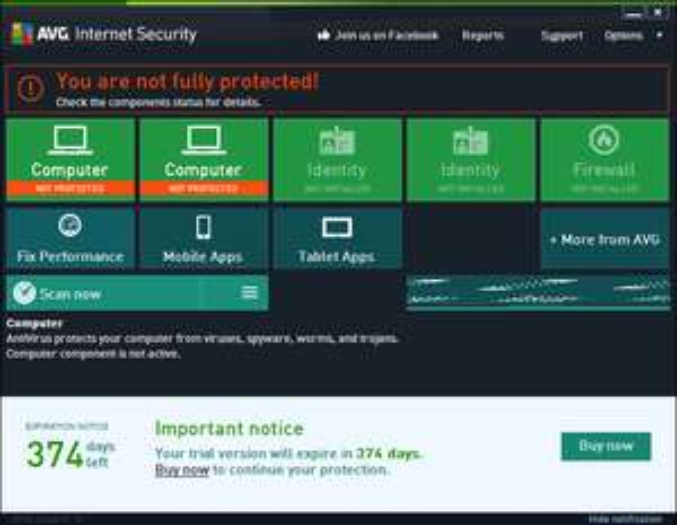 AVG Internet Security 2018 kostenlos