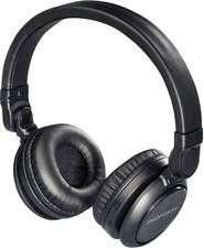 Thomson Bluetooth® Kopfhörer WHP-6007 B On Ear Headset, Lautstärkeregelung Schwarz