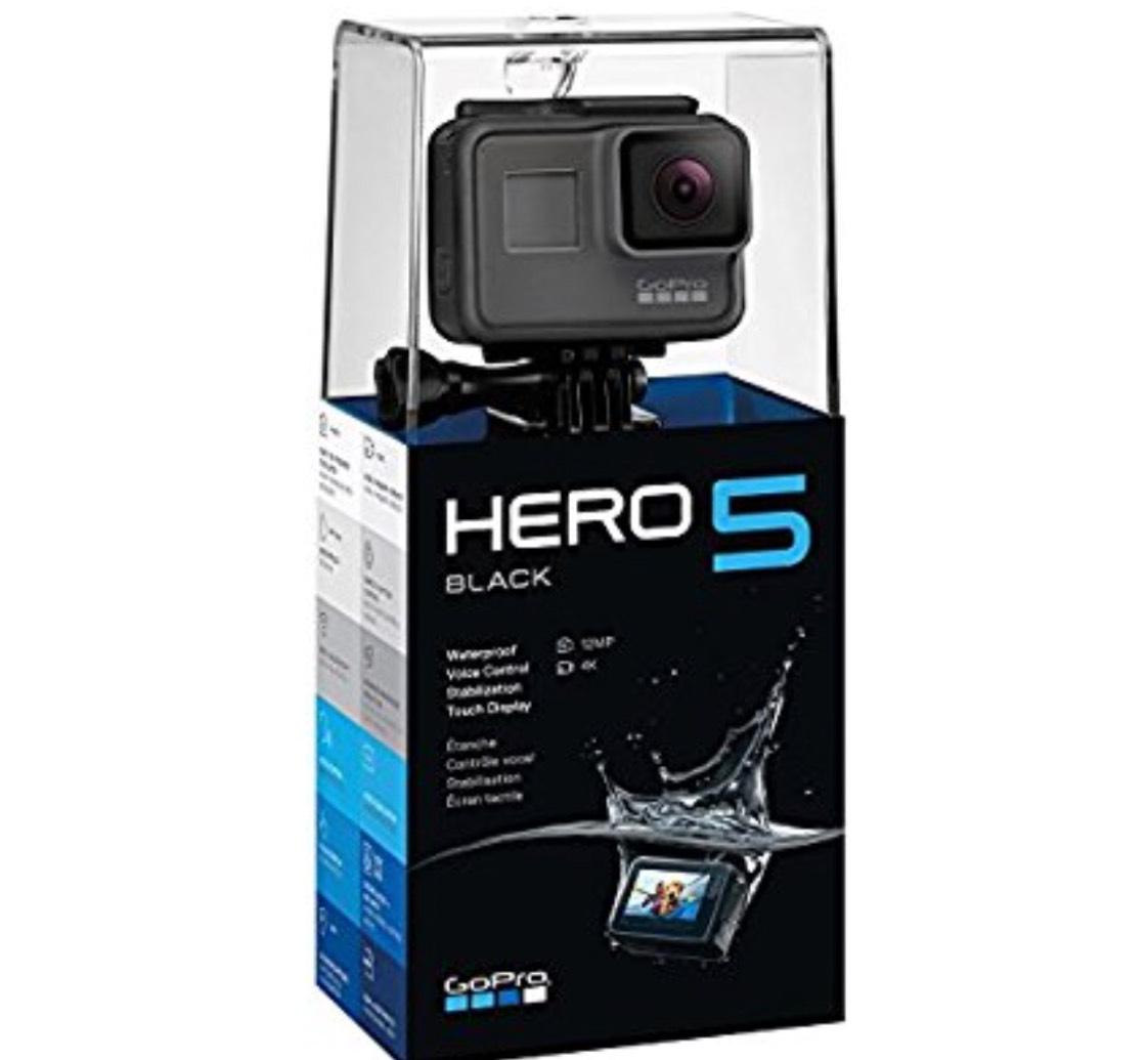 GoPro Hero 5 - Amazon.es