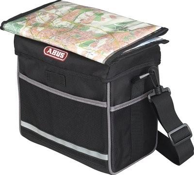 ABUS Ausverkauf bei Cyclewear, viele Fahrradtaschen und Helme stark reduziert, z.B. ABUS Rahmentasche für 1,95€ oder ABUS Helm für 11,95€