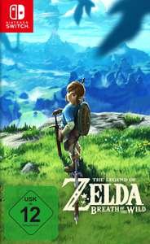 The Legend of Zelda: Breath of the Wild (Nintendo Switch Download)
