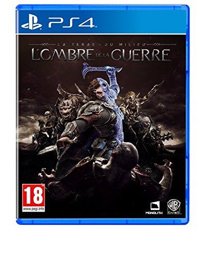 Mittelerde: Schatten des Krieges (PS4 & Xbox One) für je 23,64€ (Amazon FR)