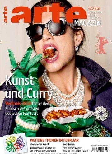 """[United Kiosk] Zeitschrift """"arte Magazin 07/18"""" für lau im epaper-Monday"""