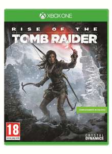 Rise of the Tomb Raider (Xbox One) für 18,46€ (Amazon IT)
