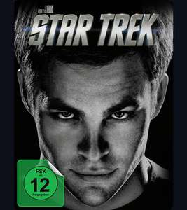 Sky Store -  Star Trek Three Movie Collection Steelbox + Manschettenknöpfe