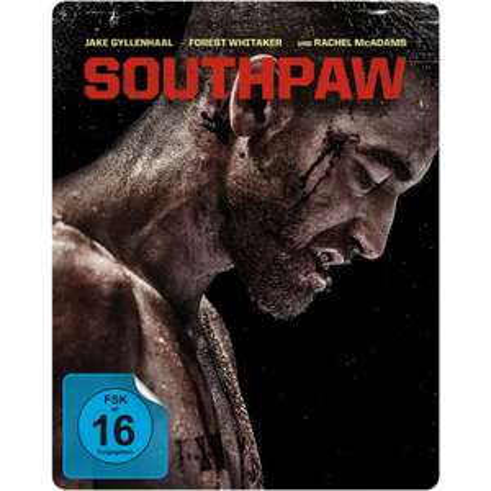 Southpaw - Steelbook inkl. Booklet (Blu-ray) für 4,99€ (Müller)