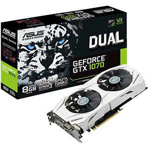 [Ebay-Saturn] ASUS GeForce GTX 1070 Dual 8GB